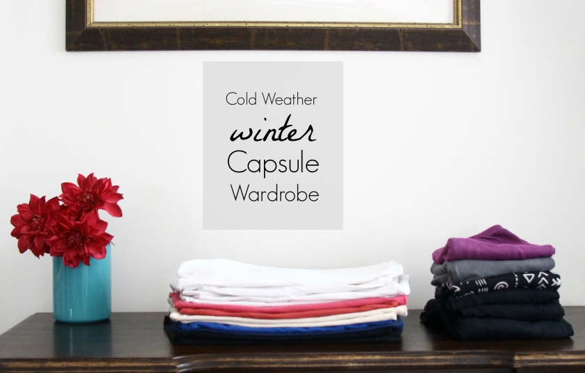 Winter Capsule Wardrobe   How I Sustain Blog
